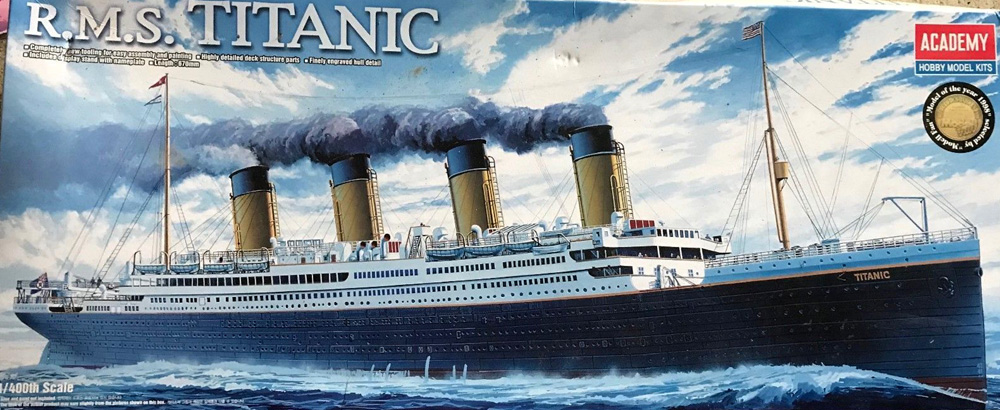RMS Titanic, lequel choisir ?  510