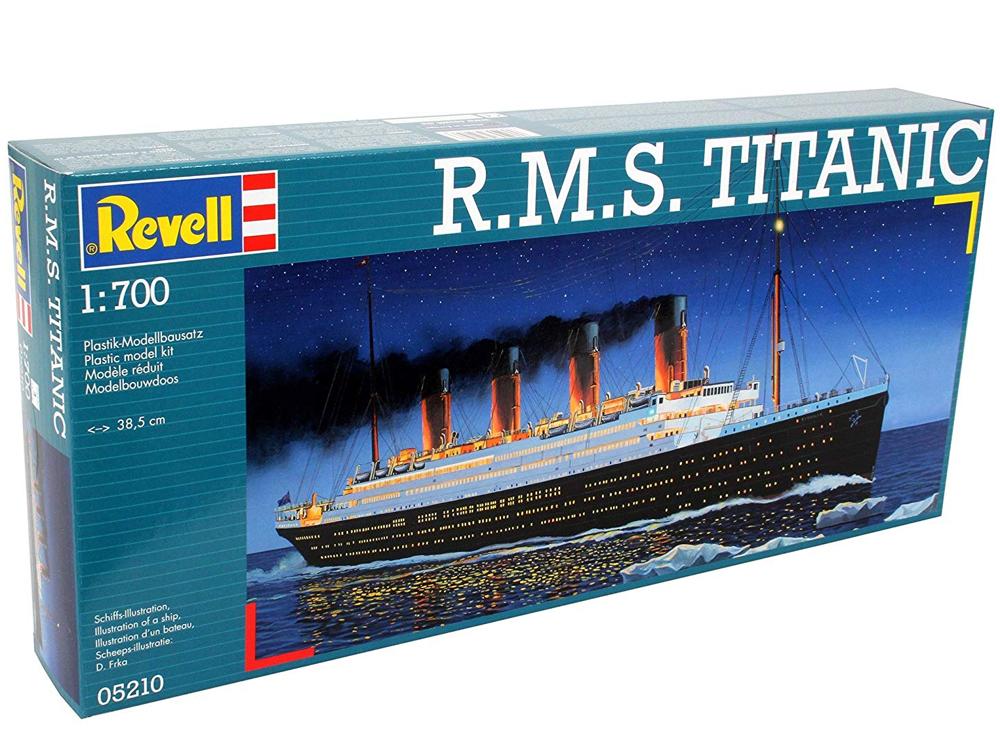 RMS Titanic, lequel choisir ?  81xg6410