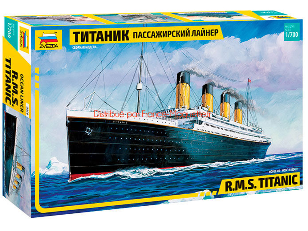 RMS Titanic, lequel choisir ?  9059_z11