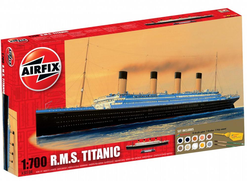 RMS Titanic, lequel choisir ?  A5010410