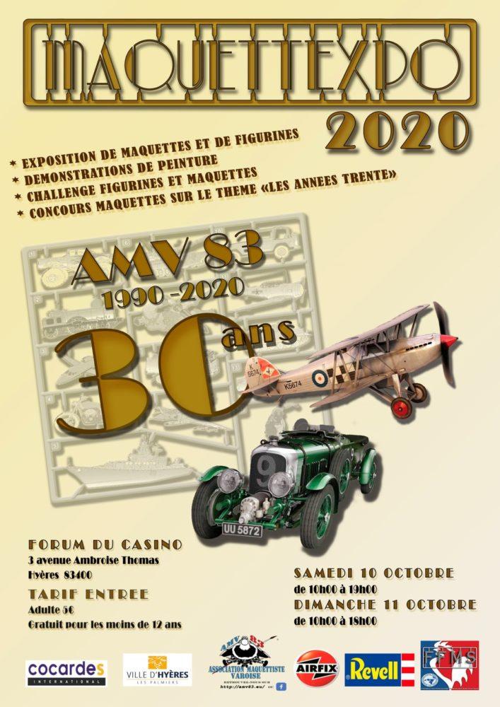 Maquettexpo Hyères 2020 Amv83-10