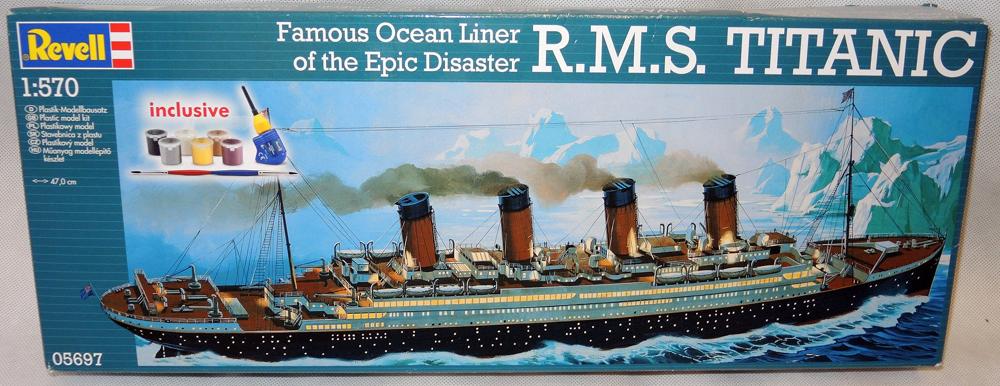 RMS Titanic, lequel choisir ?  E245c610