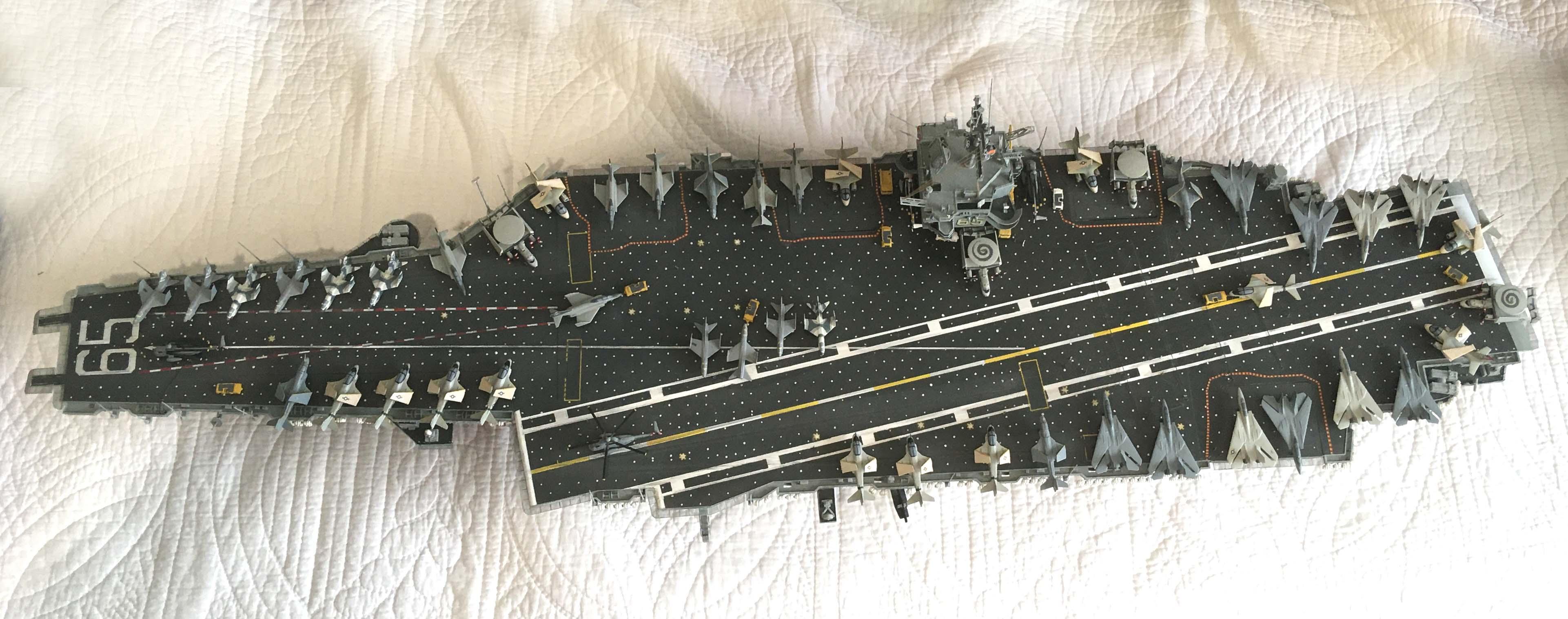 USS ENTERPRISE 1/350 UPGRADED! Enterp14