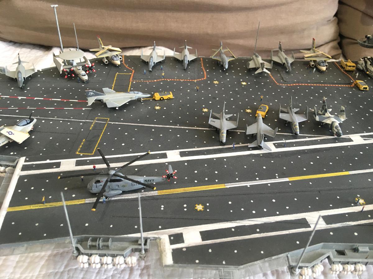 USS ENTERPRISE 1/350 UPGRADED! Enterp17