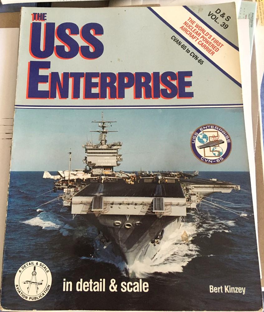 USS ENTERPRISE 1/350 UPGRADED! Enterp23