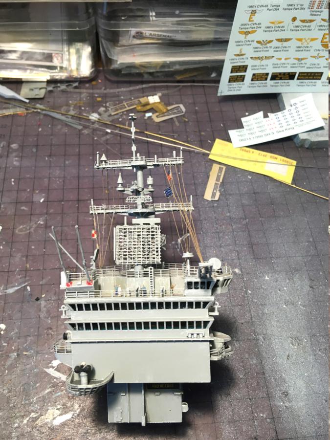 USS ENTERPRISE 1/350 UPGRADED! - Page 2 Enterp42