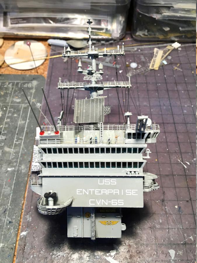 USS ENTERPRISE 1/350 UPGRADED! - Page 2 Enterp43