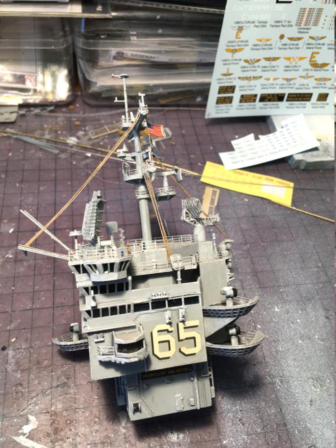 USS ENTERPRISE 1/350 UPGRADED! - Page 2 Enterp46