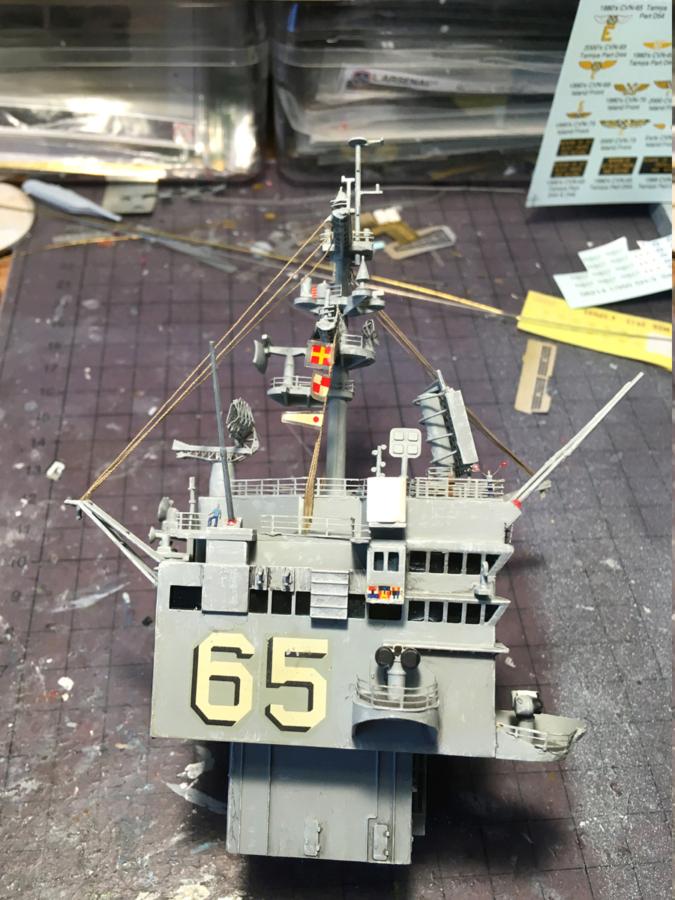 USS ENTERPRISE 1/350 UPGRADED! - Page 2 Enterp48