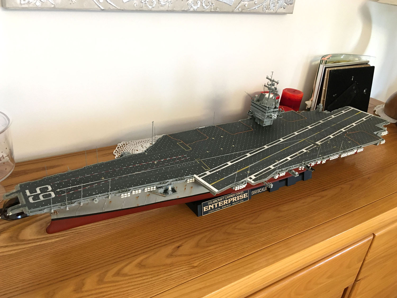 USS ENTERPRISE 1/350 UPGRADED! - Page 3 Enterp51