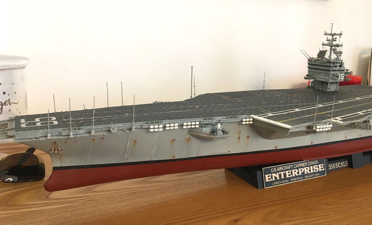 USS ENTERPRISE 1/350 UPGRADED! - Page 3 Enterp52