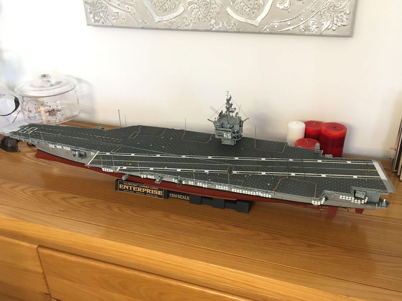 USS ENTERPRISE 1/350 UPGRADED! - Page 3 Enterp54