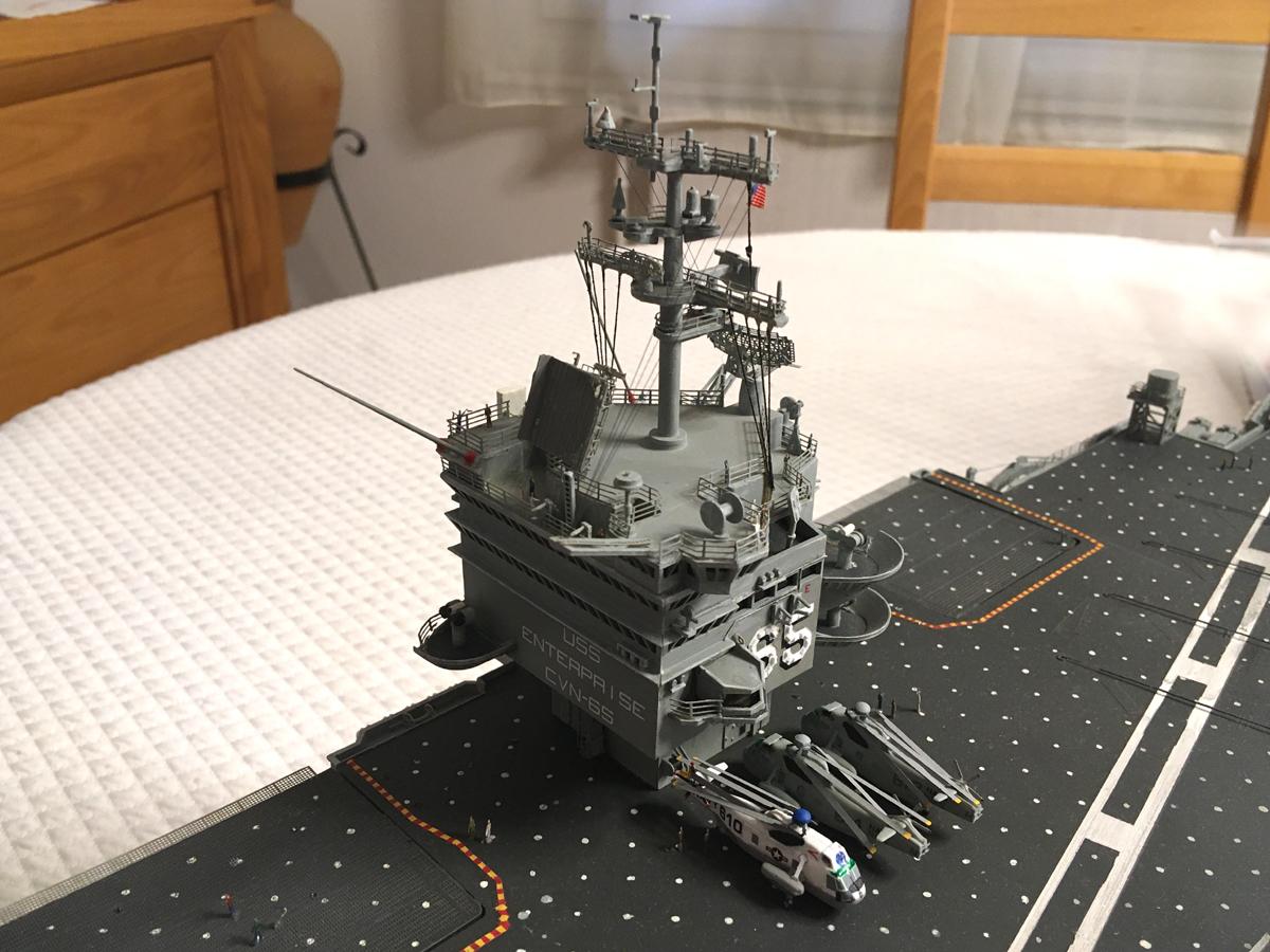 USS ENTERPRISE 1/350 UPGRADED! - Page 4 Enterp74