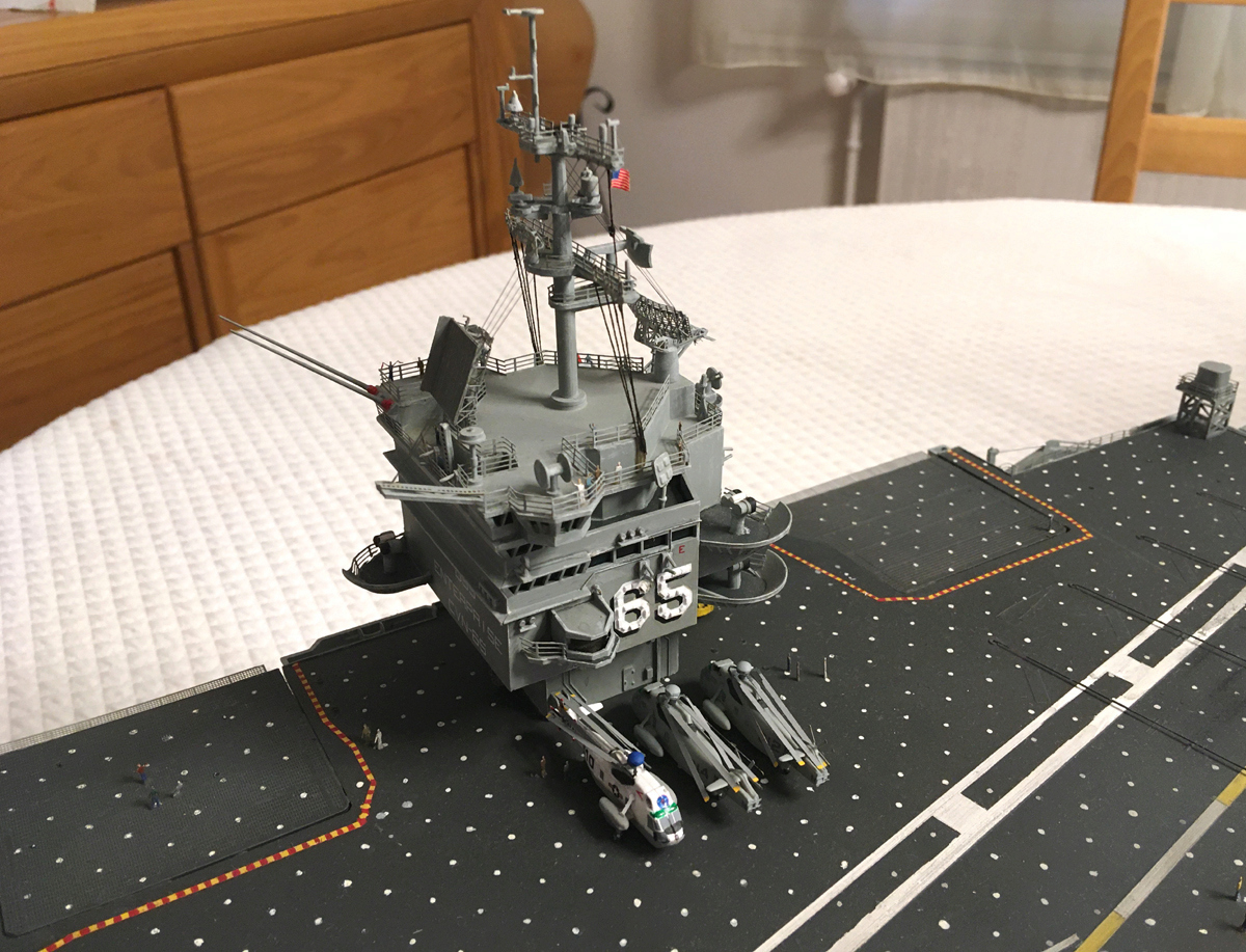 USS ENTERPRISE 1/350 UPGRADED! - Page 4 Enterp75