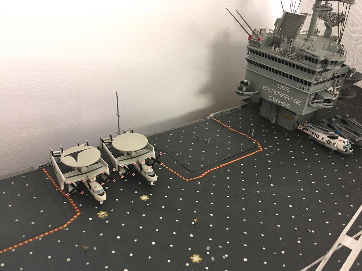 USS ENTERPRISE 1/350 UPGRADED! - Page 5 Enterp80