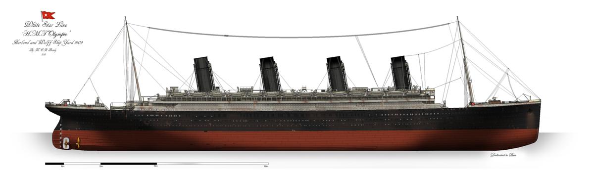 RMS Olympic Hmt_ol12