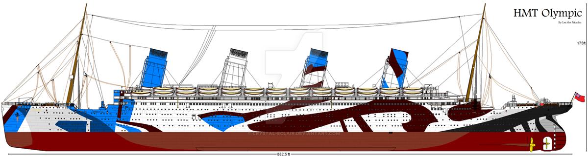 RMS Olympic Hmt_ol13