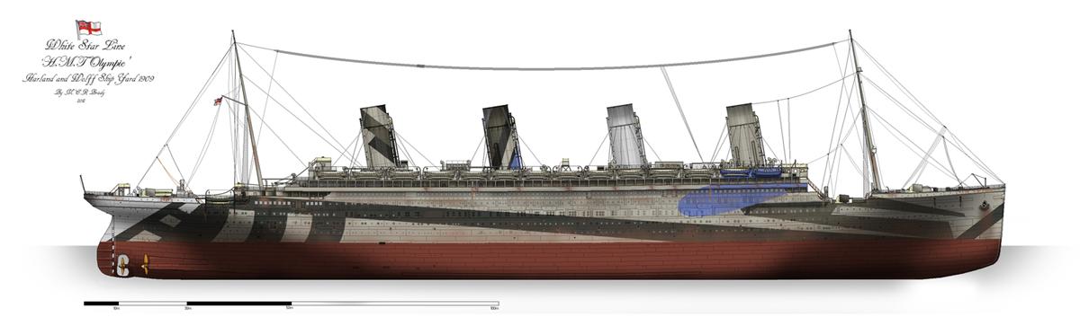 RMS Olympic Hmt_ol14