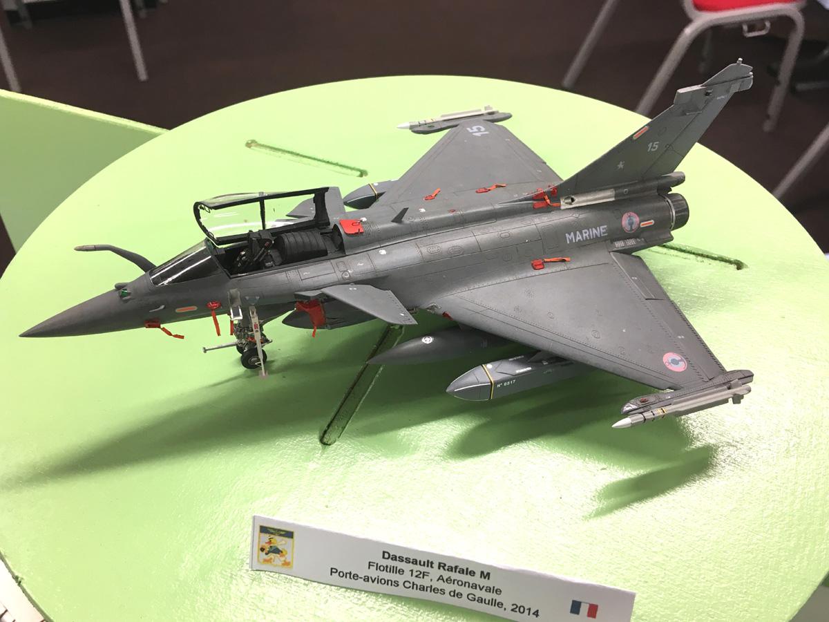 [Montage fini] Dassault Rafale M - 1/72 - Page 2 Img_0810
