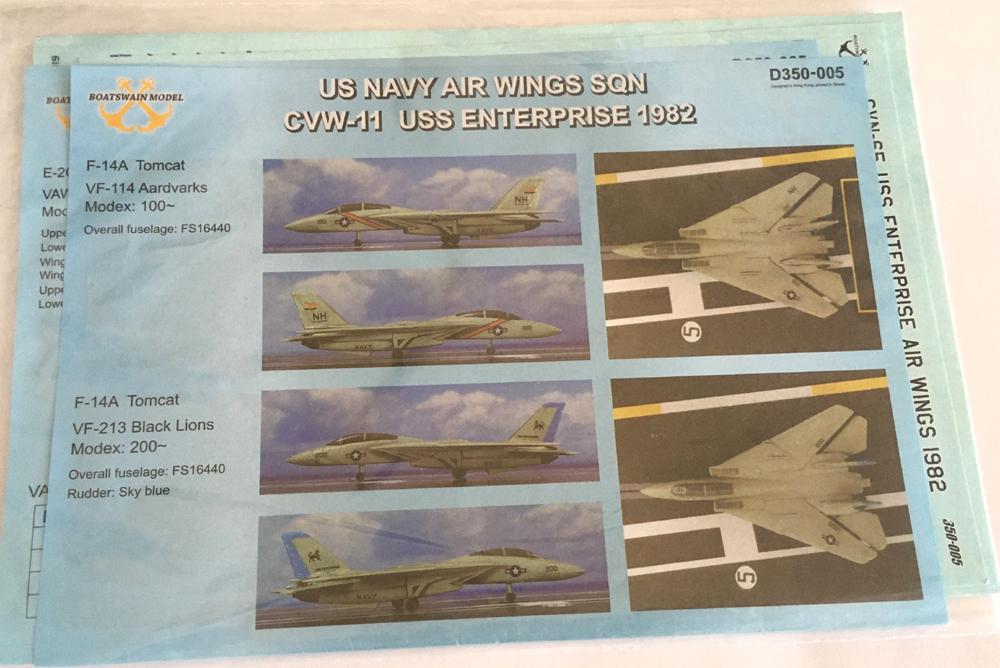USS ENTERPRISE 1/350 UPGRADED! - Page 4 Img_4411
