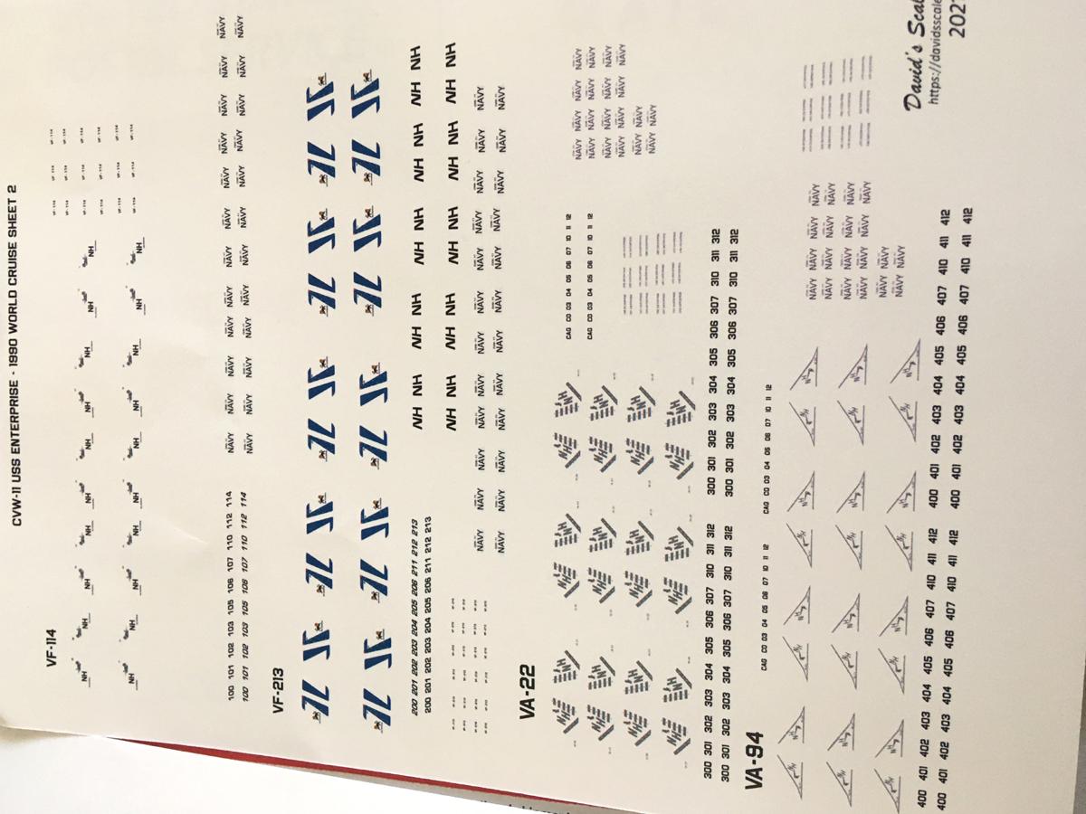USS ENTERPRISE 1/350 UPGRADED! - Page 4 Img_4415
