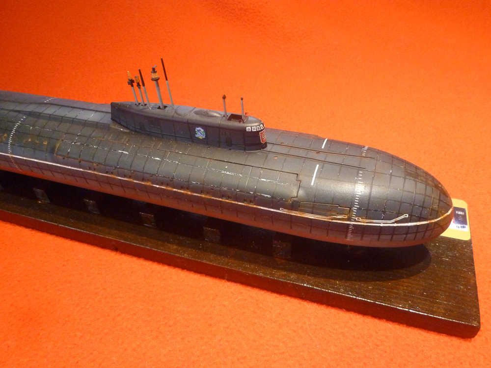 "Sous-marin Classe OSCAR II ""KURSK"" K-141 Kursk_37"