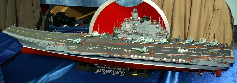 Admiral KUZNETSOV 1/350 UPGRADED! Kuz110