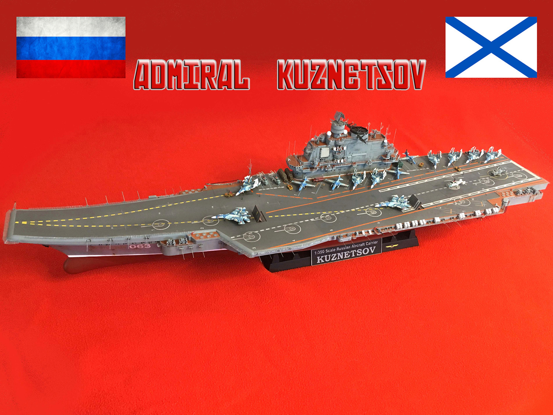 "Admiral KUZNETSOV ""UPGRADED"" 1/350 Kuznet10"