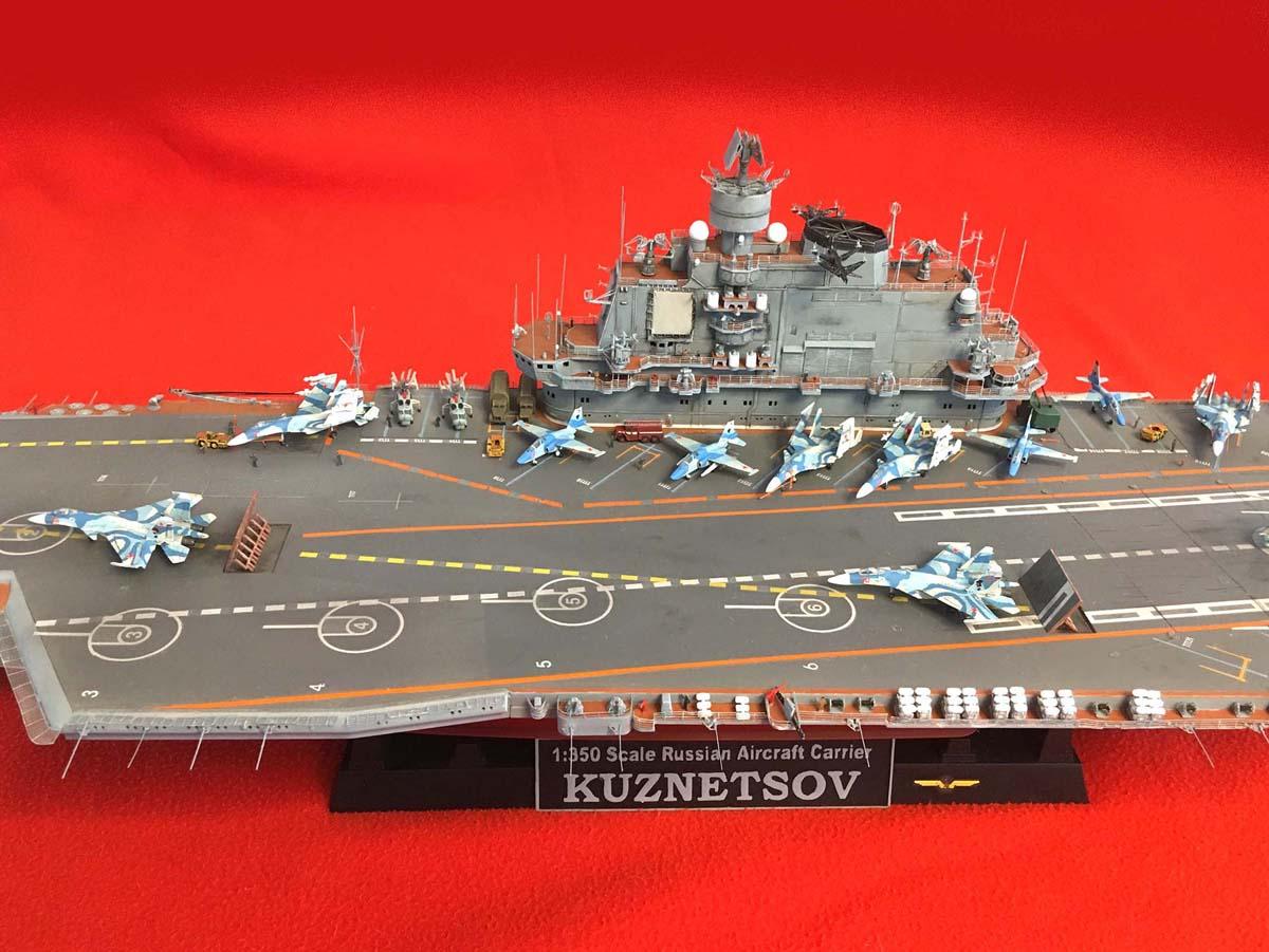 "Admiral KUZNETSOV ""UPGRADED"" 1/350 Kuznet13"