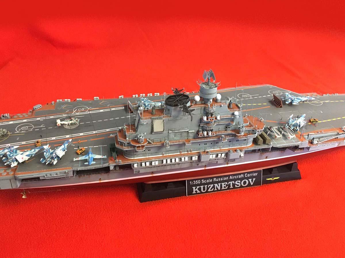 "Admiral KUZNETSOV ""UPGRADED"" 1/350 Kuznet19"