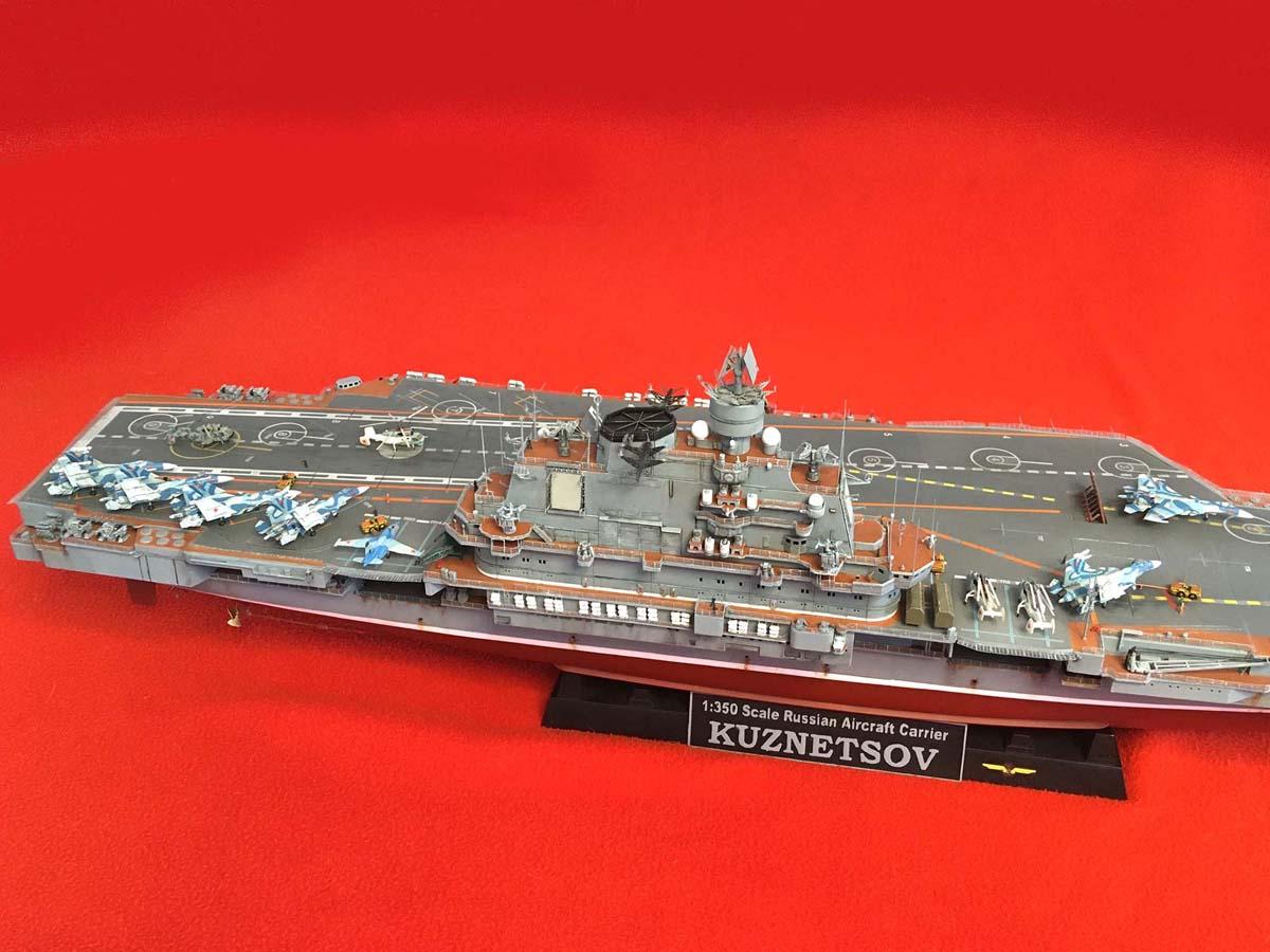 "Admiral KUZNETSOV ""UPGRADED"" 1/350 Kuznet20"