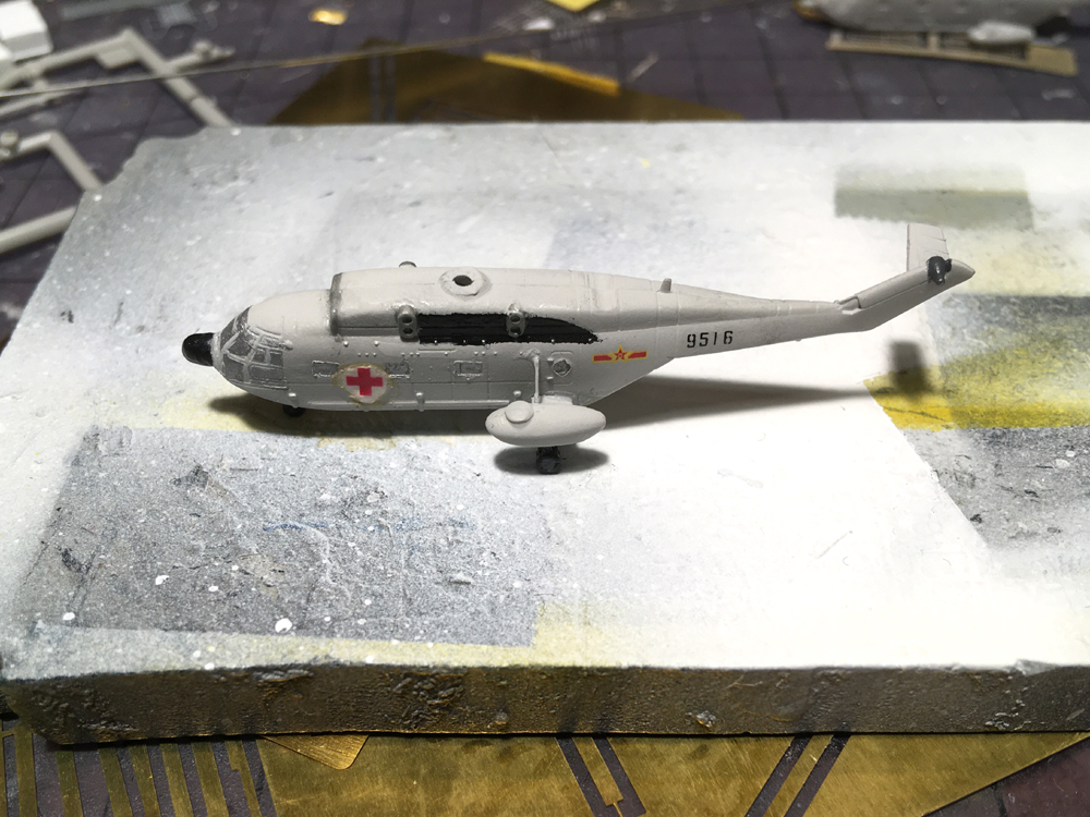 Porte-avions LIAONING 1/350 - Page 5 Liaon172