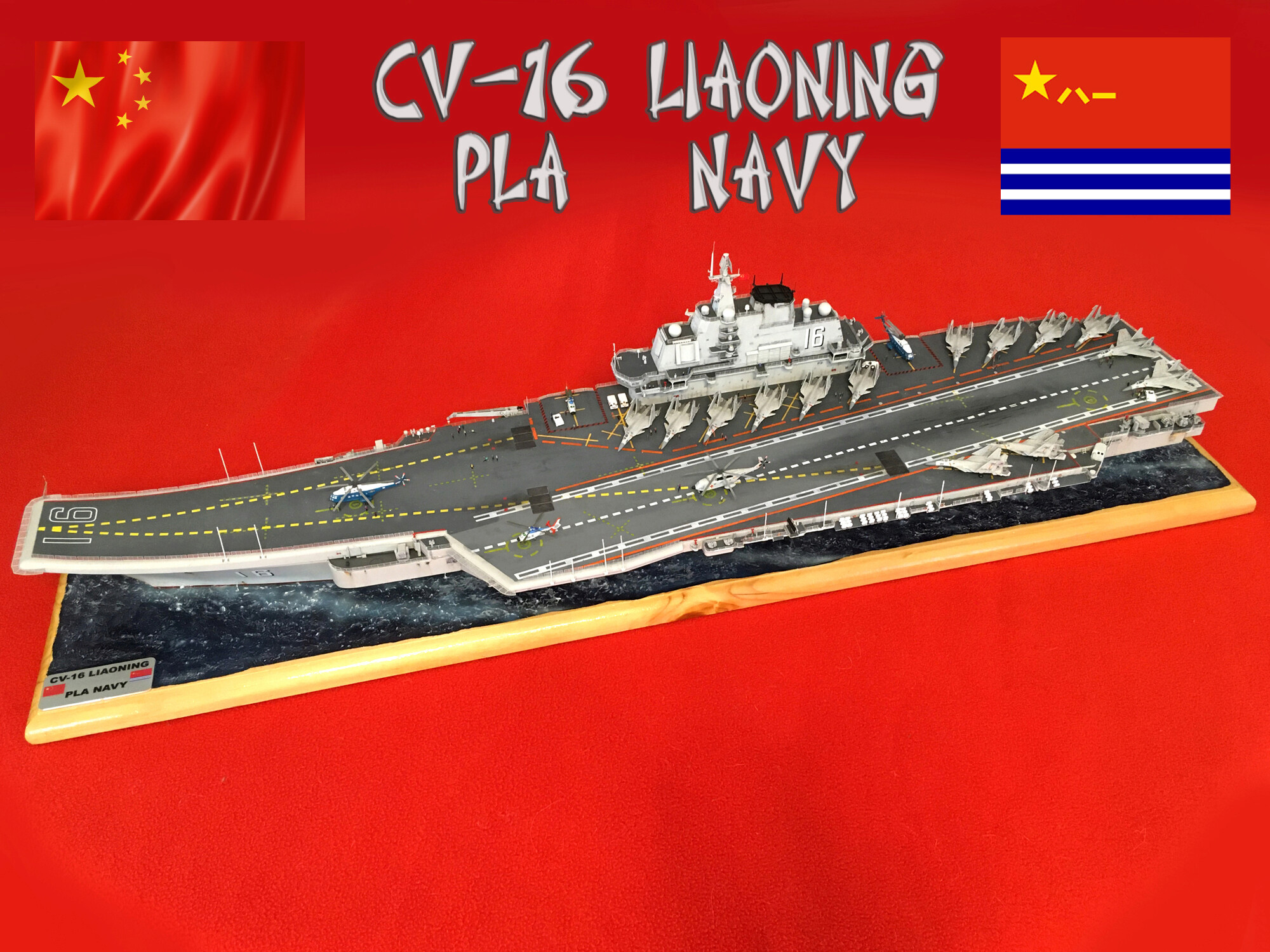 Porte-avions LIAONING CV-16 (PLA Navy) Liaon199