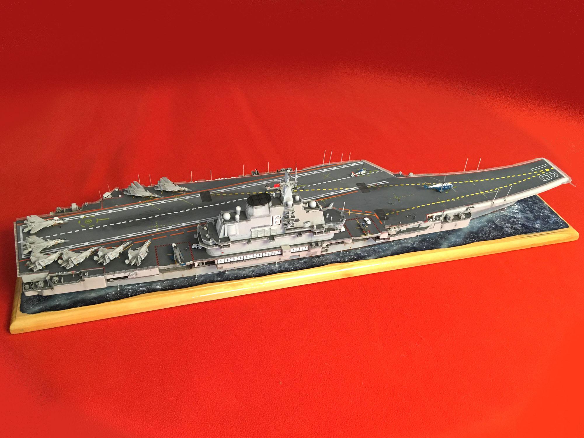 Porte-avions LIAONING CV-16 (PLA Navy) Liaon213