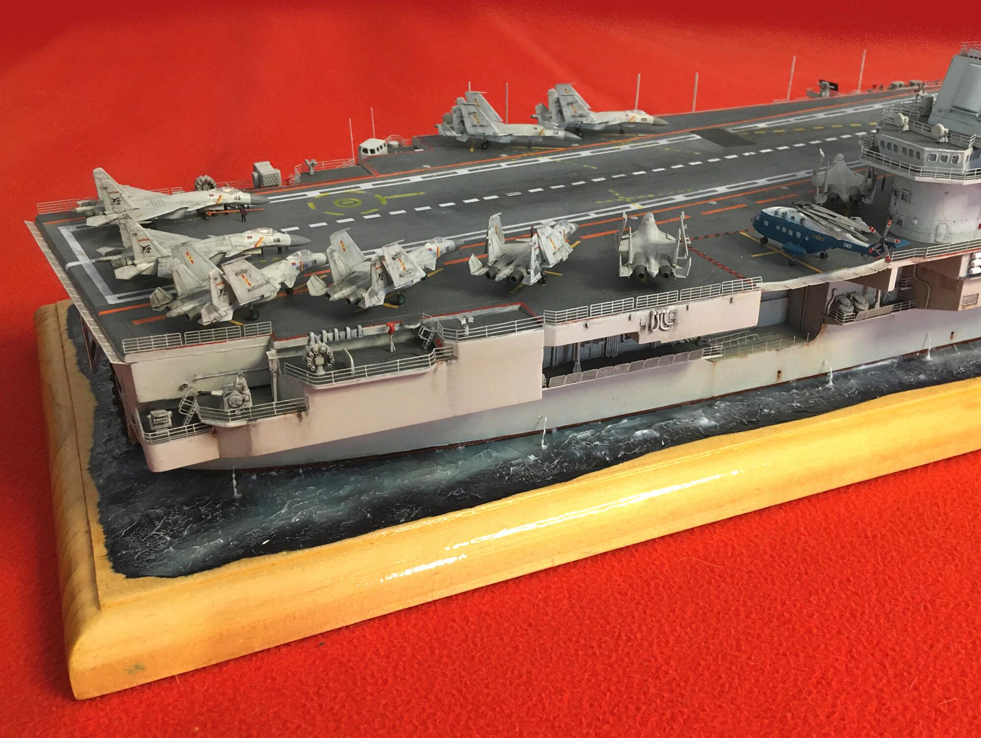 Porte-avions LIAONING CV-16 (PLA Navy) Liaon214