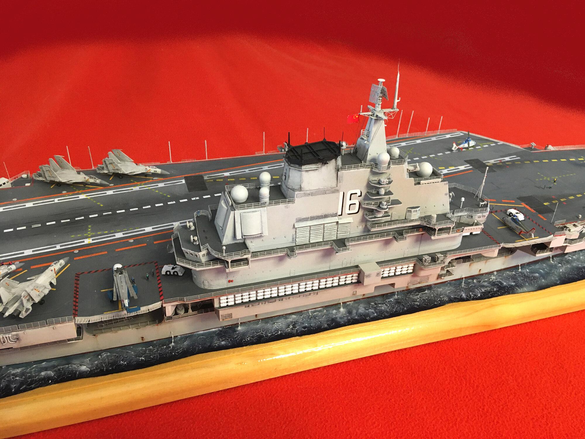 Porte-avions LIAONING CV-16 (PLA Navy) Liaon216