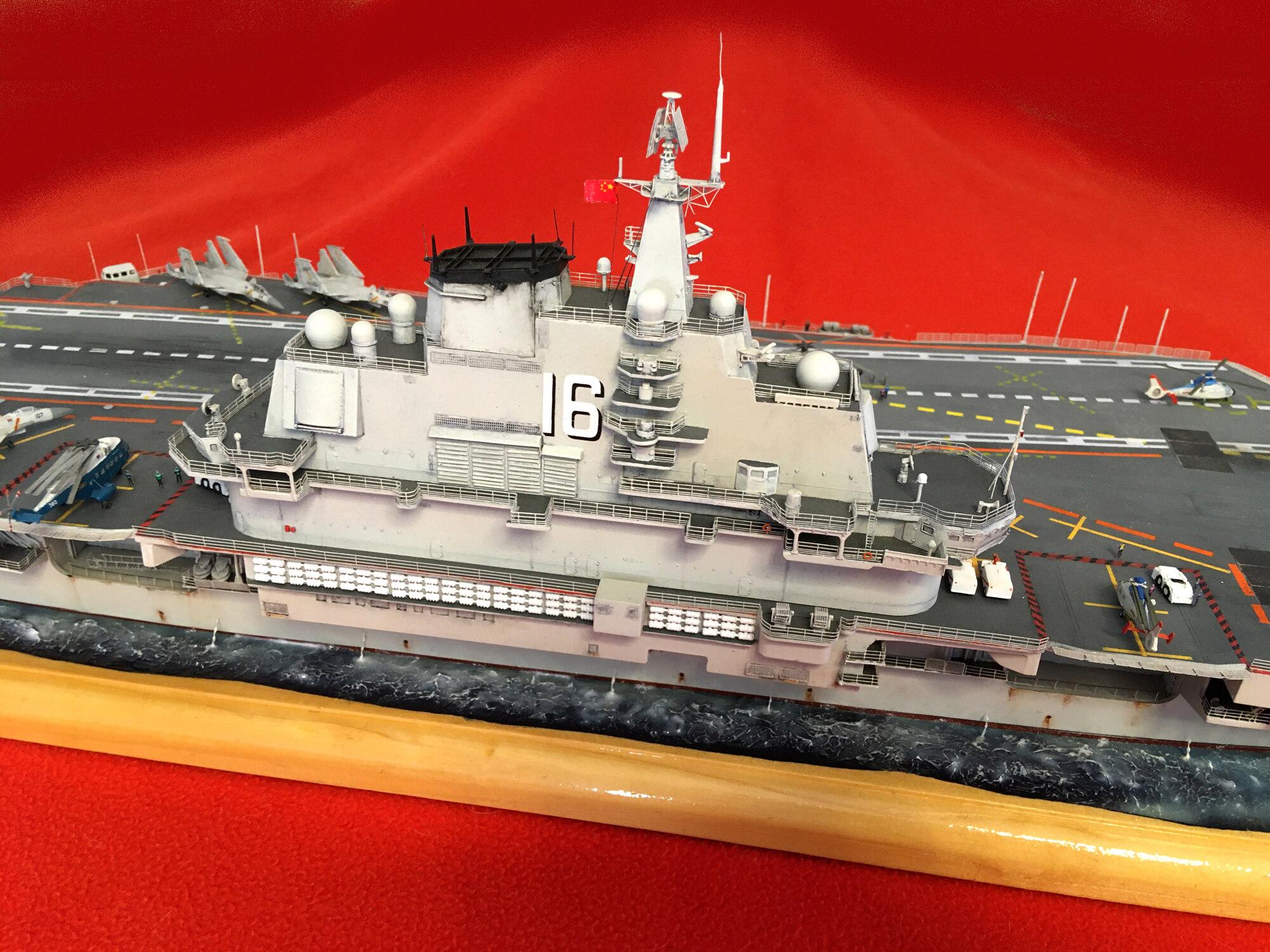 Porte-avions LIAONING CV-16 (PLA Navy) Liaon217