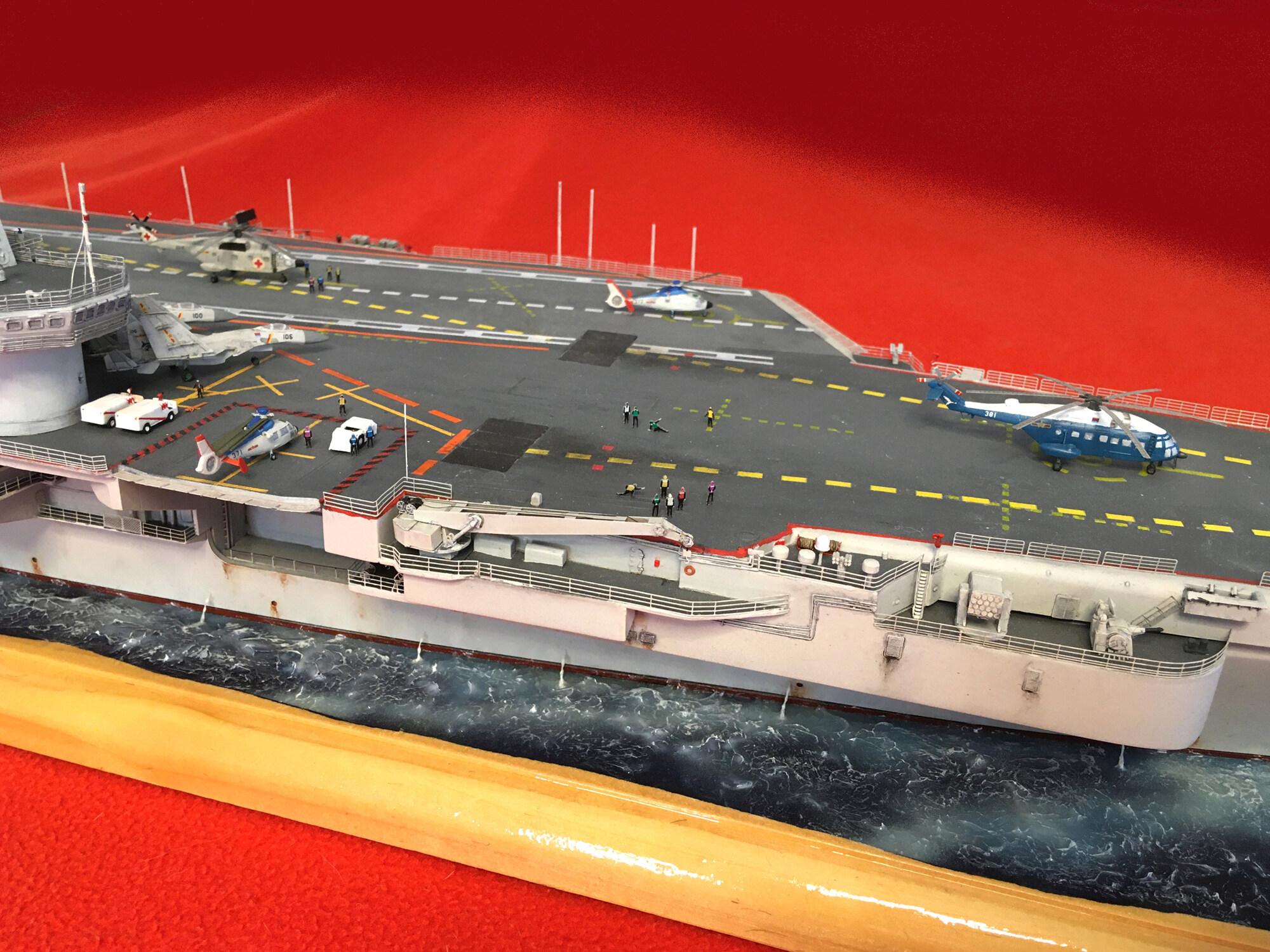 Porte-avions LIAONING CV-16 (PLA Navy) Liaon219