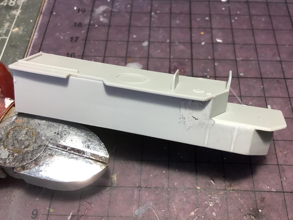 Porte-avions LIAONING 1/350 Liaoni36
