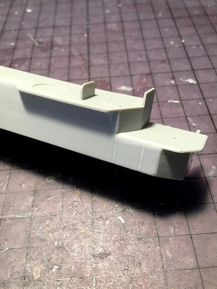 Porte-avions LIAONING 1/350 Liaoni40