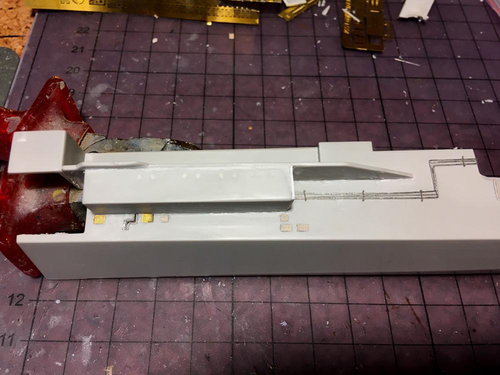 Porte-avions LIAONING 1/350 Liaoni51