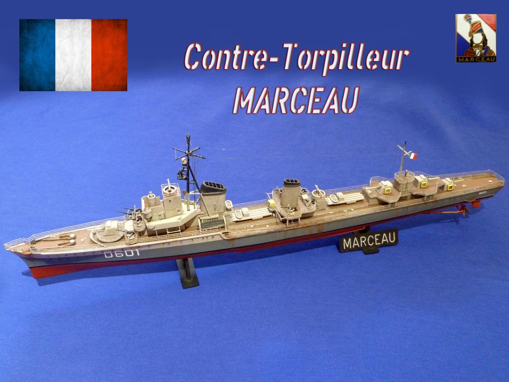 Contre Torpilleur MARCEAU Marcea14