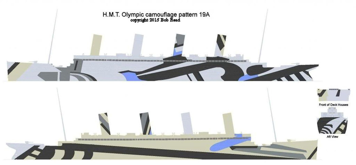 RMS Olympic Olympi10
