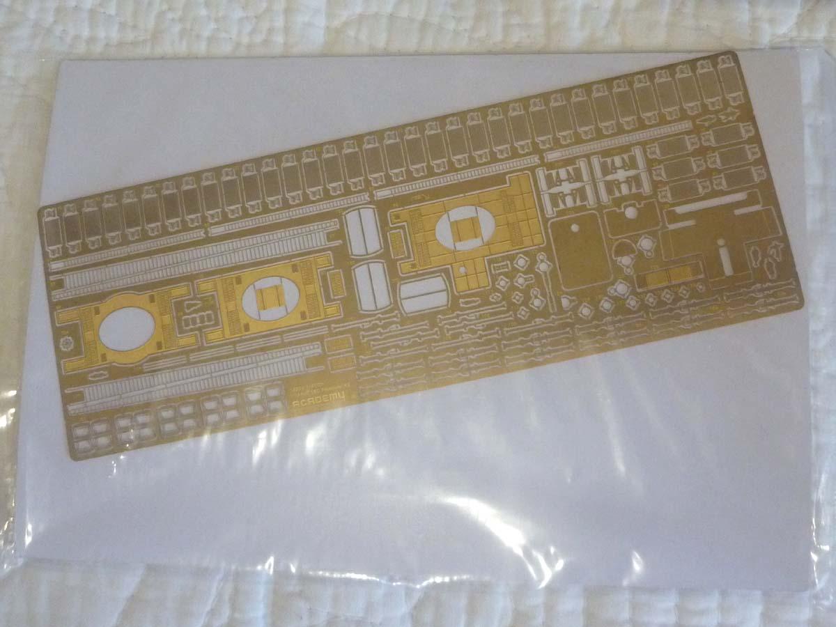 R.M.S TITANIC PRENIUM EDITION with LED ACADEMY 1/400 P1120617