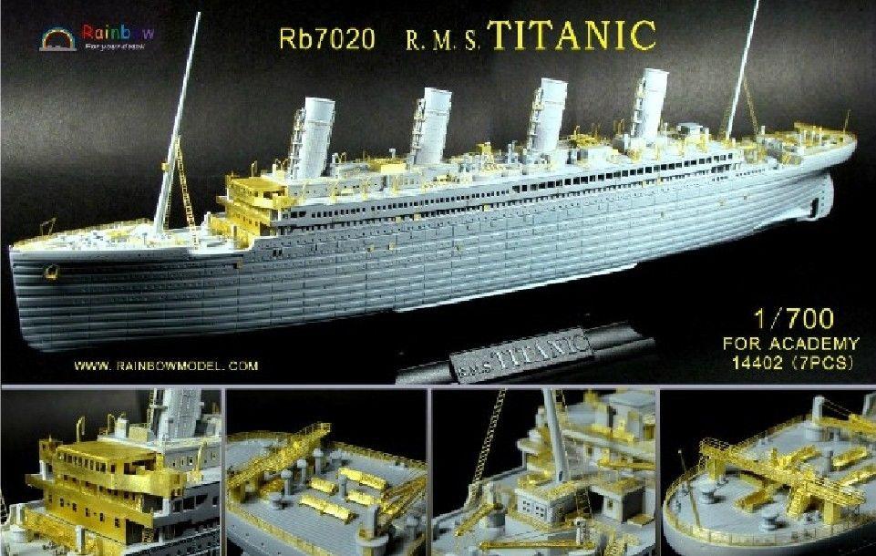RMS Titanic, lequel choisir ?  Rainbo10