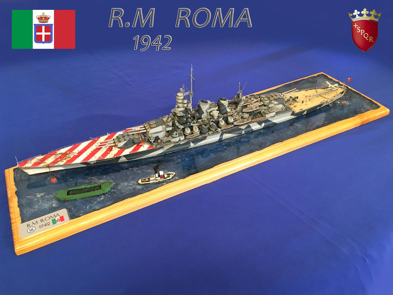 roma - Cuirassé ROMA 1942 Roma_i10