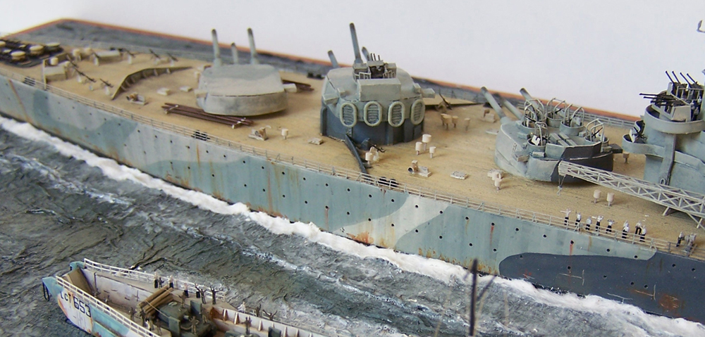 Dunkerque Hobby Boss au 1/350 + kit détaillage ShipYard. - Page 22 Rvnels10