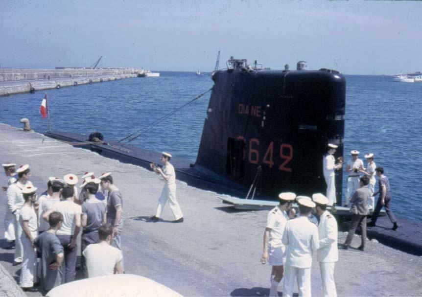 Sous-marin 800 tonnes 1/400 Heller S642_d13