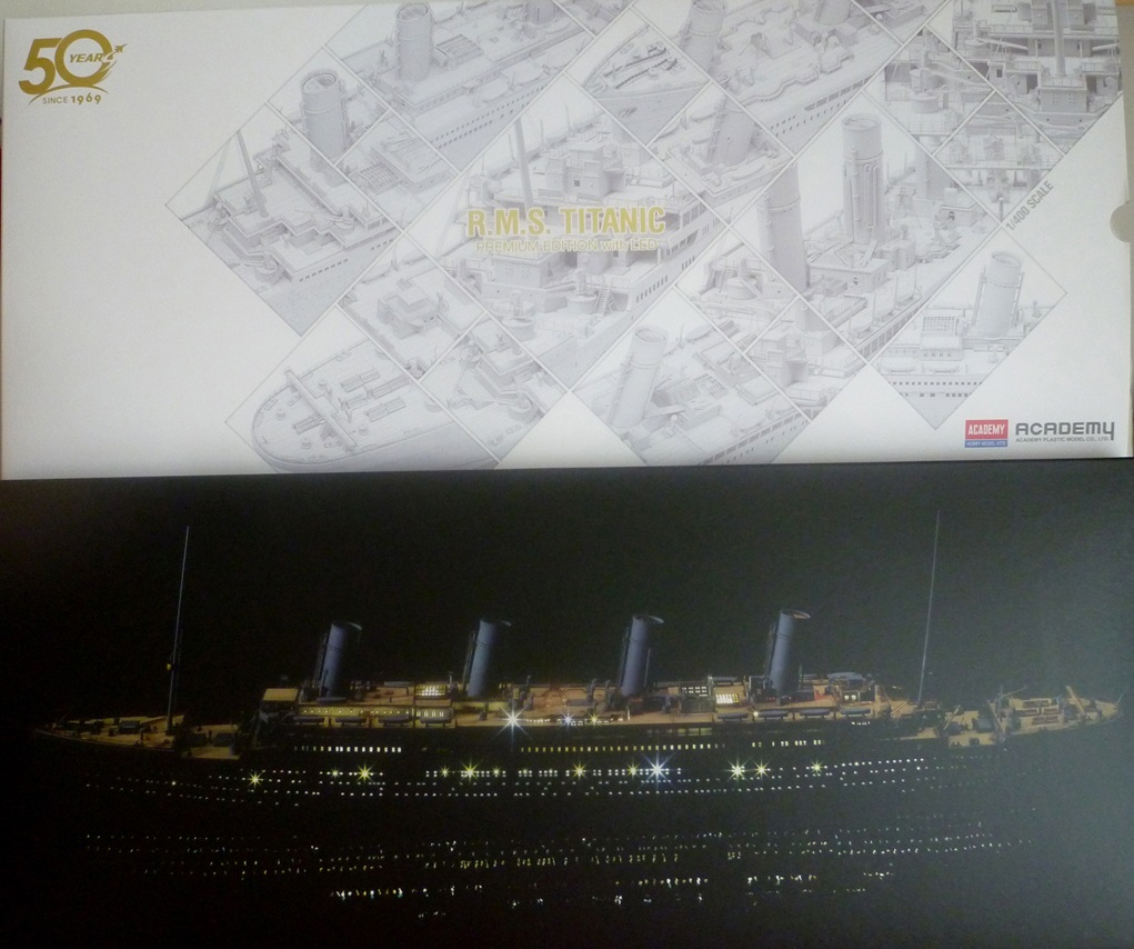 RMS Titanic, lequel choisir ?  Titani30