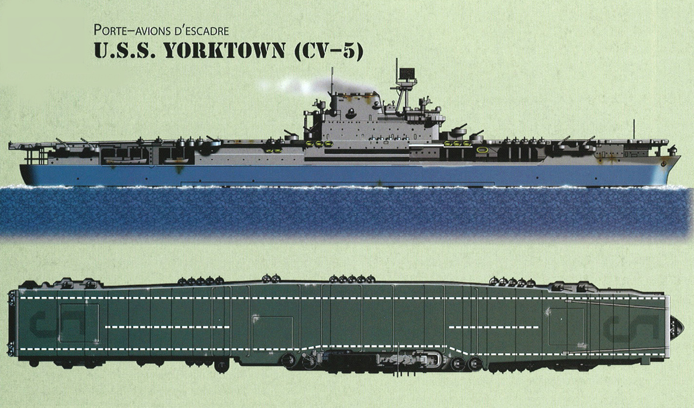 Yorktown CV5 Merit au 1/350 + kit détaillage infini Model Uss_yo10